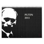 Calendario de Vladimir Putin