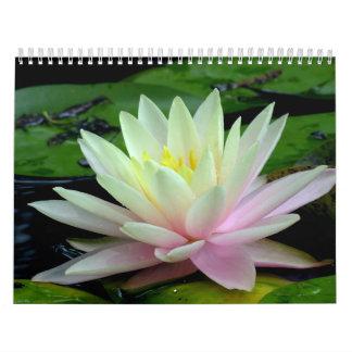 Calendario de Waterlily