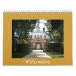 Calendario de Williamsburg