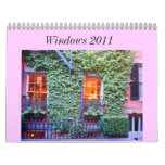Calendario de Windows 2011