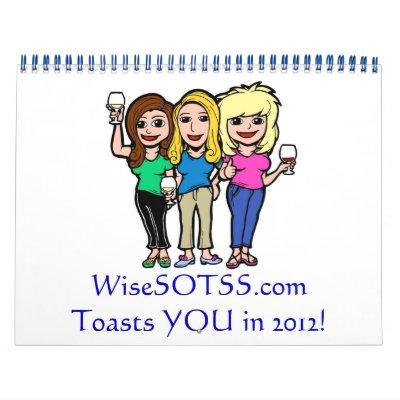 Calendario de WiseSOTSS 2012