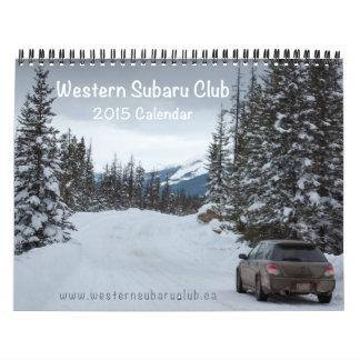 Calendario de WSC 2015