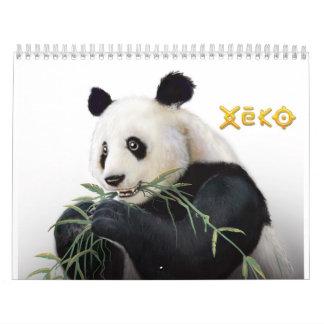 Calendario de Xeko