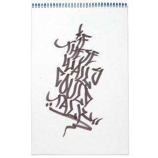 Calendario de ZeroGraphix