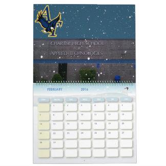 Calendario del alumno de CSAT