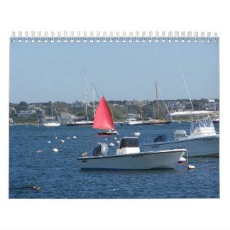 Calendario del año escolar de Nantucket