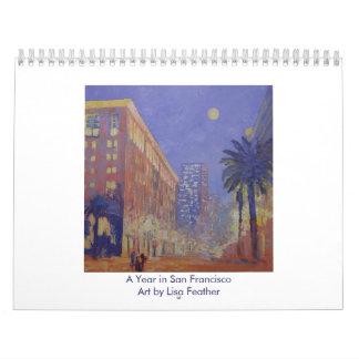 Calendario del año que comienza en marzo de 2013