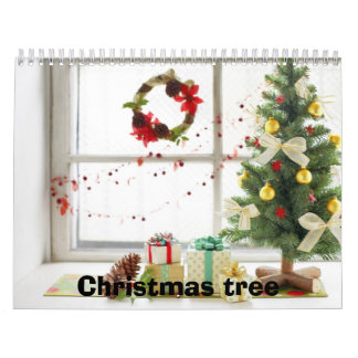 Calendario del árbol de navidad