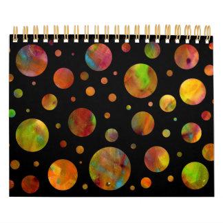 Calendario del arco iris