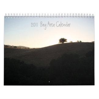 Calendario del área de 2011 bahías
