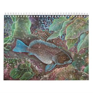 Calendario del arte 2010 de Dreamyfish