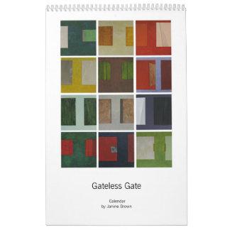 Calendario del arte abstracto