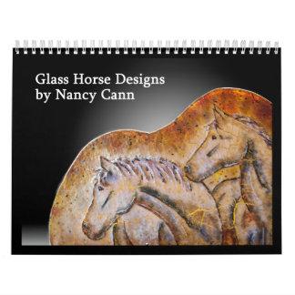 Calendario del arte del caballo