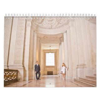 Calendario del boda de Raquel y de Juan