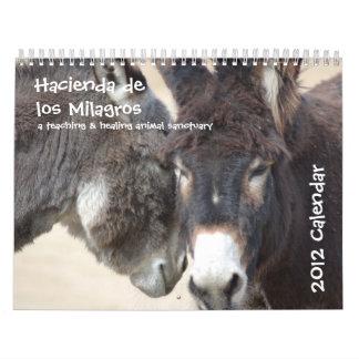 Calendario del Burro y del caballo