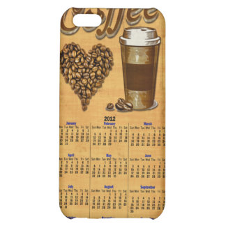 Calendario del café 2012
