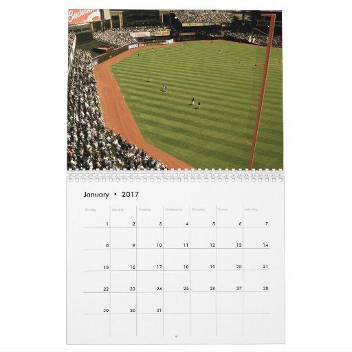 Calendario del campo de Citi