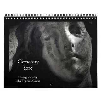 Calendario del cementerio 2010
