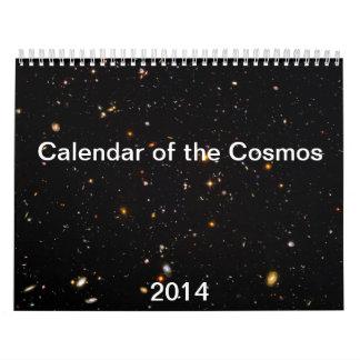 Calendario del cosmos 2014