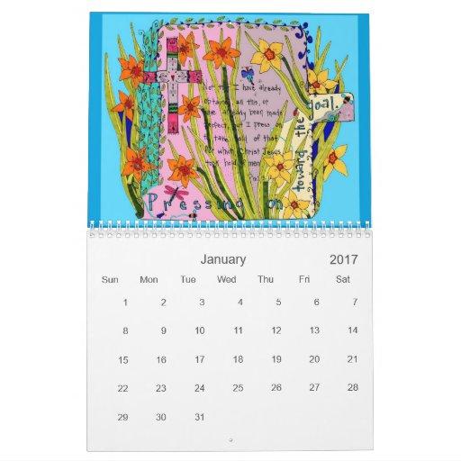 Calendario del cristiano 2011