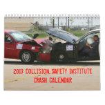 Calendario del desplome de CSI 2013