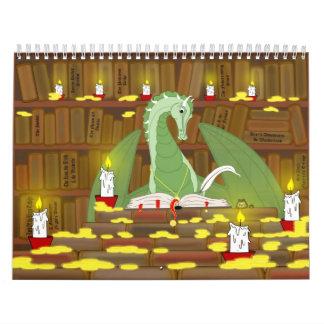 Calendario del dragón