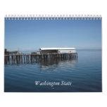 Calendario del estado de Washington
