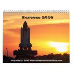 Calendario del éxito
