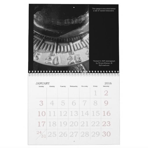 "Calendario del ""familiar"" -"