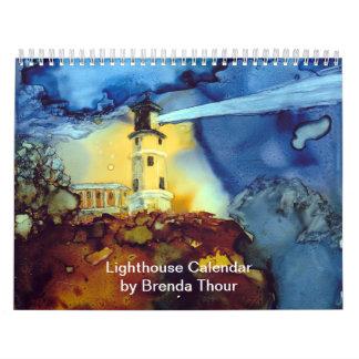 Calendario del faro