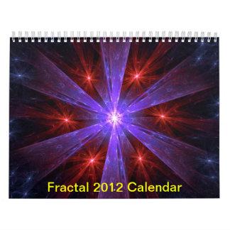 Calendario del fractal 2012