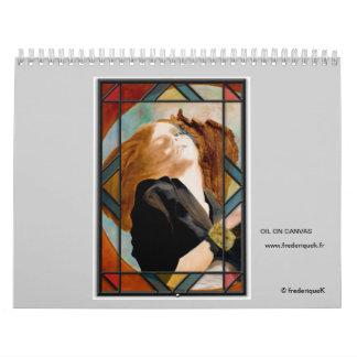 calendario del frederiqueK