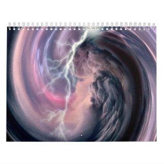 calendario del fuego del claro de luna