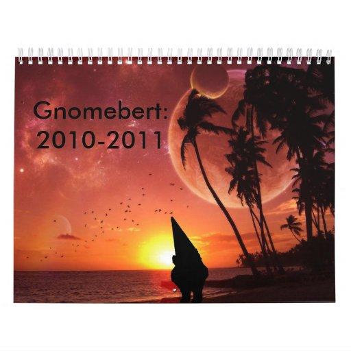 Calendario del gnomo