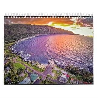 Calendario del Hawaiian 2015