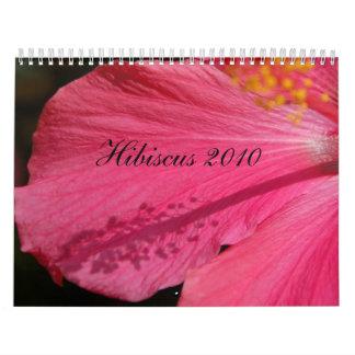 Calendario del HIBISCO