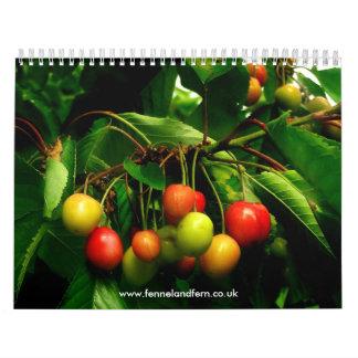 Calendario del hinojo y del helecho 2010