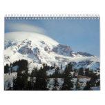 Calendario del Monte Rainier 2013