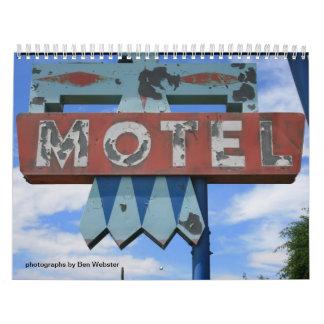Calendario del motel