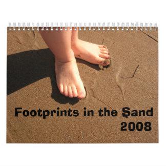 Calendario del mundo 2008 de Iain