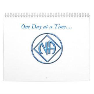 Calendario del NA, un día a la vez… calendario de