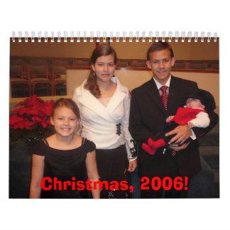 Calendario del navidad 2006