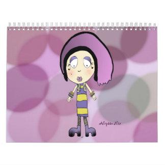 Calendario del Nix de Alyssa