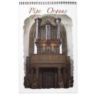 Calendario del órgano del Viejo Mundo