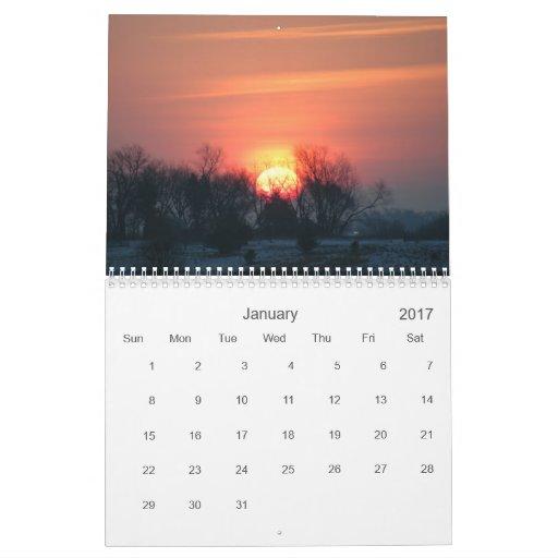 Calendario del país
