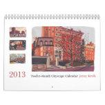 Calendario del paisaje urbano
