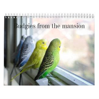 Calendario del Parakeet