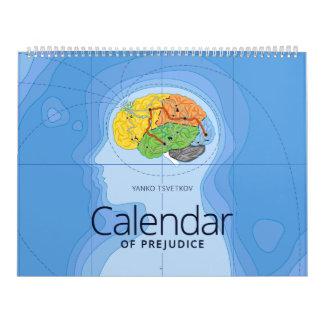 Calendario del perjuicio