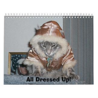 Calendario del perro y del gato