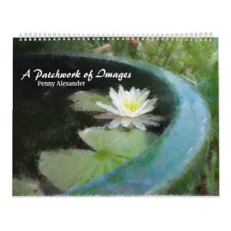 Calendario del Photomontage - un remiendo de imáge